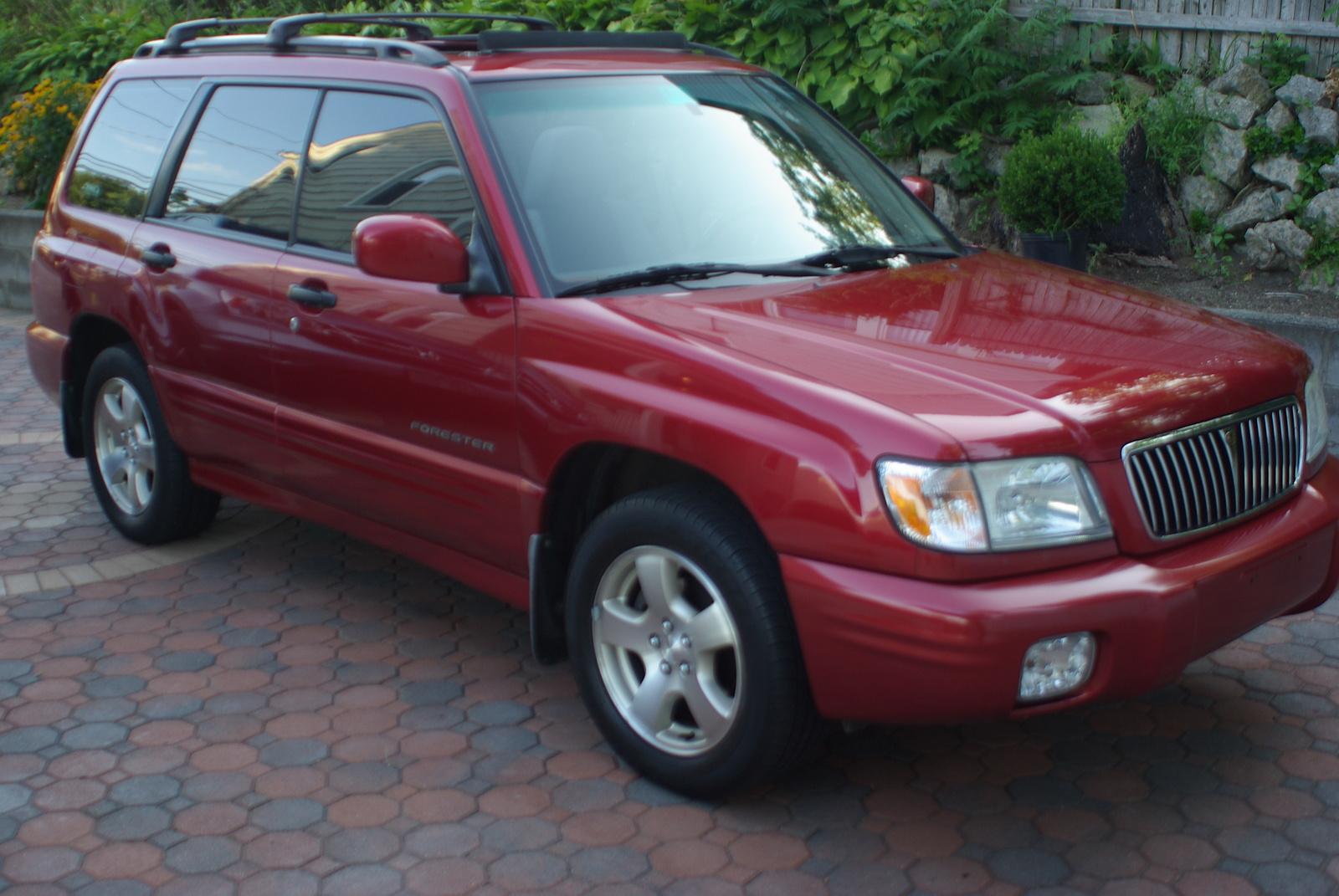 2002 Subaru Forester Pictures Cargurus