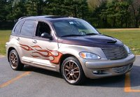 2004 Chrysler PT Cruiser GT, Completed PT Cruiser, exterior