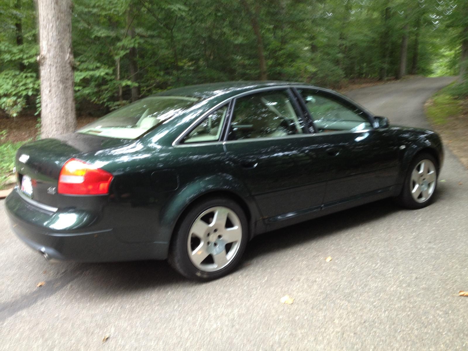 2003 Audi A6 Pictures Cargurus