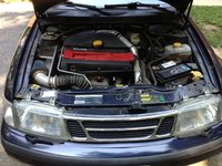 Picture of 1998 Saab 900 2 Dr SE Turbo Convertible, engine
