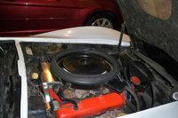 Picture of 1974 Chevrolet Corvette Convertible, engine