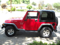 Picture of 2002 Jeep Wrangler Sport, exterior
