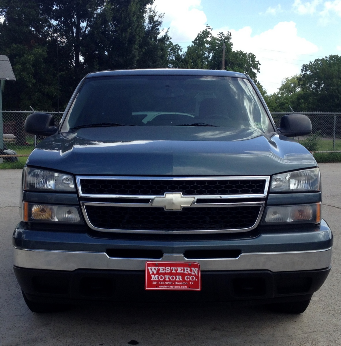 picture of 2006 chevrolet silverado 1500 ls2 crew cab 2wd exterior. Cars Review. Best American Auto & Cars Review