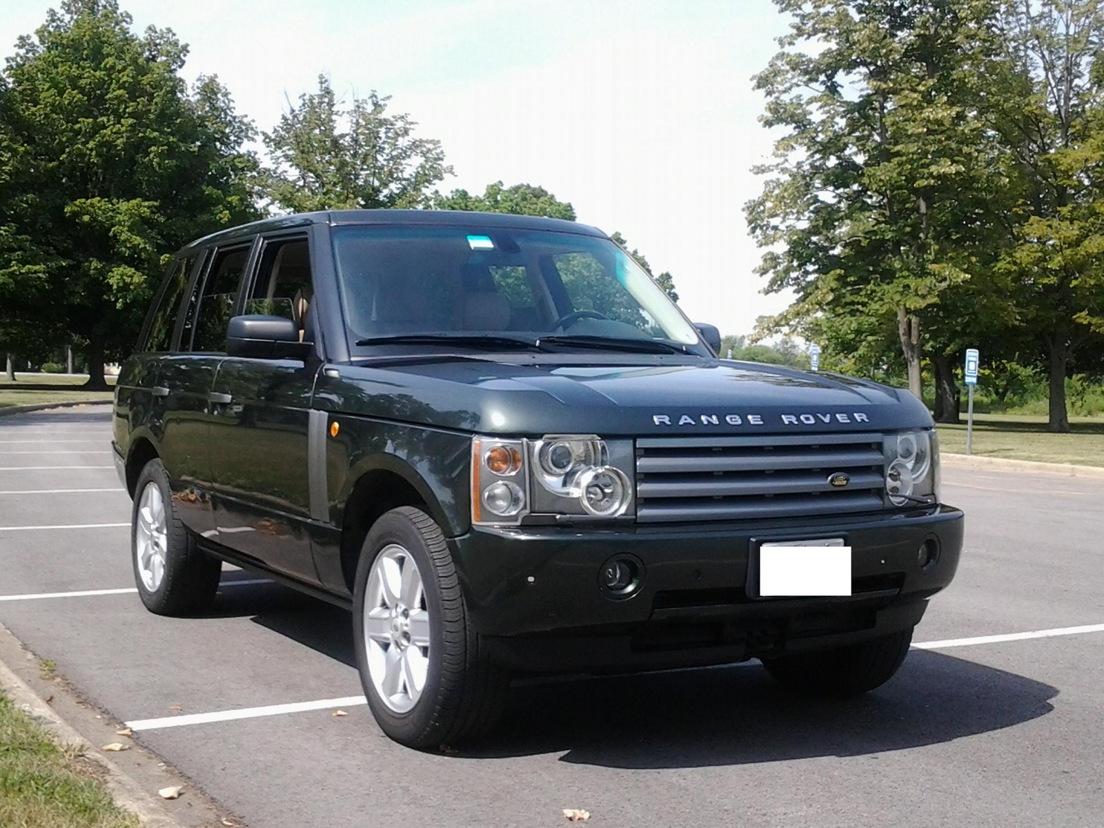 2005 land rover range rover pictures cargurus. Black Bedroom Furniture Sets. Home Design Ideas