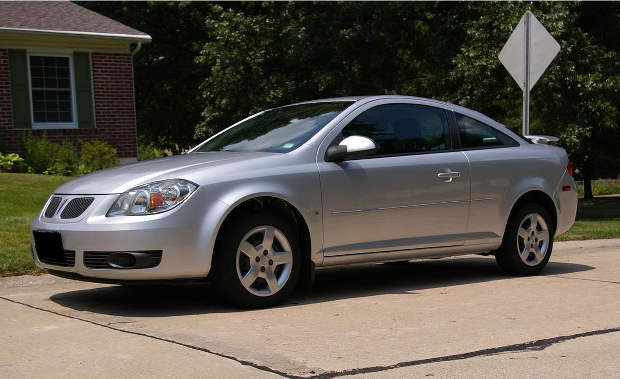 2009 Pontiac G5 - Pictures - CarGurus