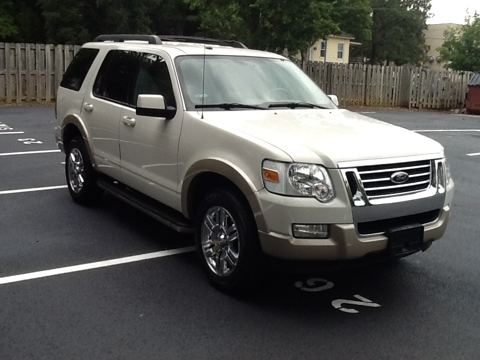 2010 Ford Explorer Pictures Cargurus