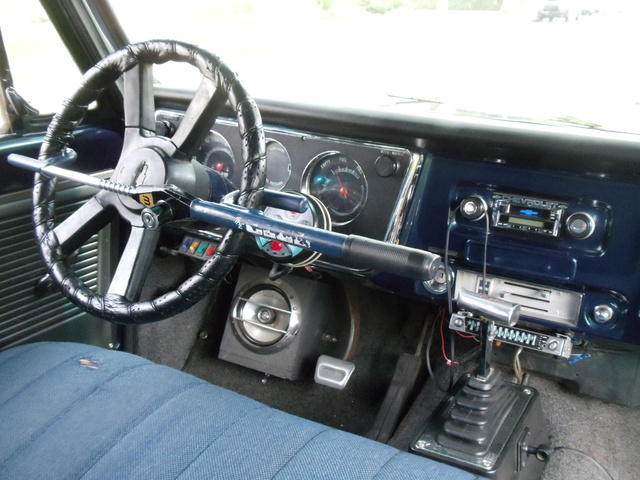 Picture of 1970 Chevrolet Suburban, interior, gallery_worthy