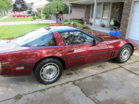 Picture of 1987 Chevrolet Corvette Coupe, exterior