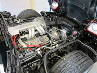 Picture of 1987 Chevrolet Corvette Coupe, engine