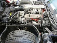 Picture of 1987 Chevrolet Corvette Coupe, engine