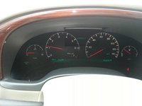 Picture of 2003 Cadillac DeVille DHS, interior