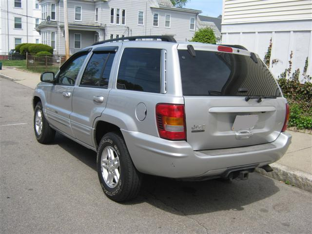 picture of 2003 jeep grand cherokee limited exterior. Cars Review. Best American Auto & Cars Review