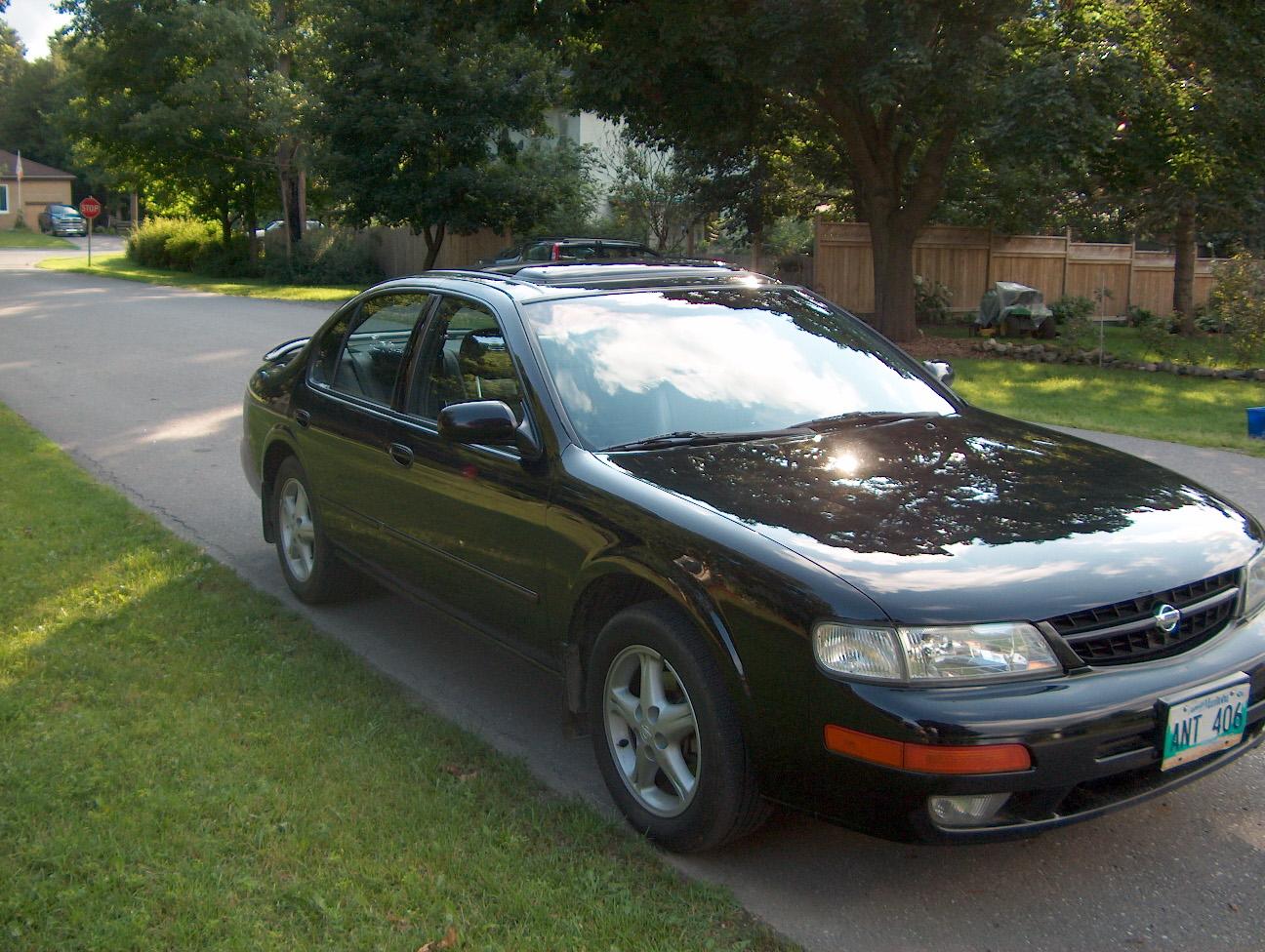 1998 Nissan Maxima - Pictures - CarGurus