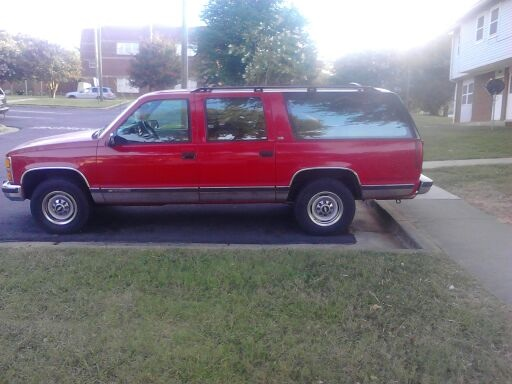 Picture of 1993 Chevrolet Suburban 4 Dr C2500 SUV