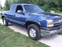 Picture of 2003 Chevrolet Silverado 1500 LS Ext Cab Short Bed 4WD, exterior