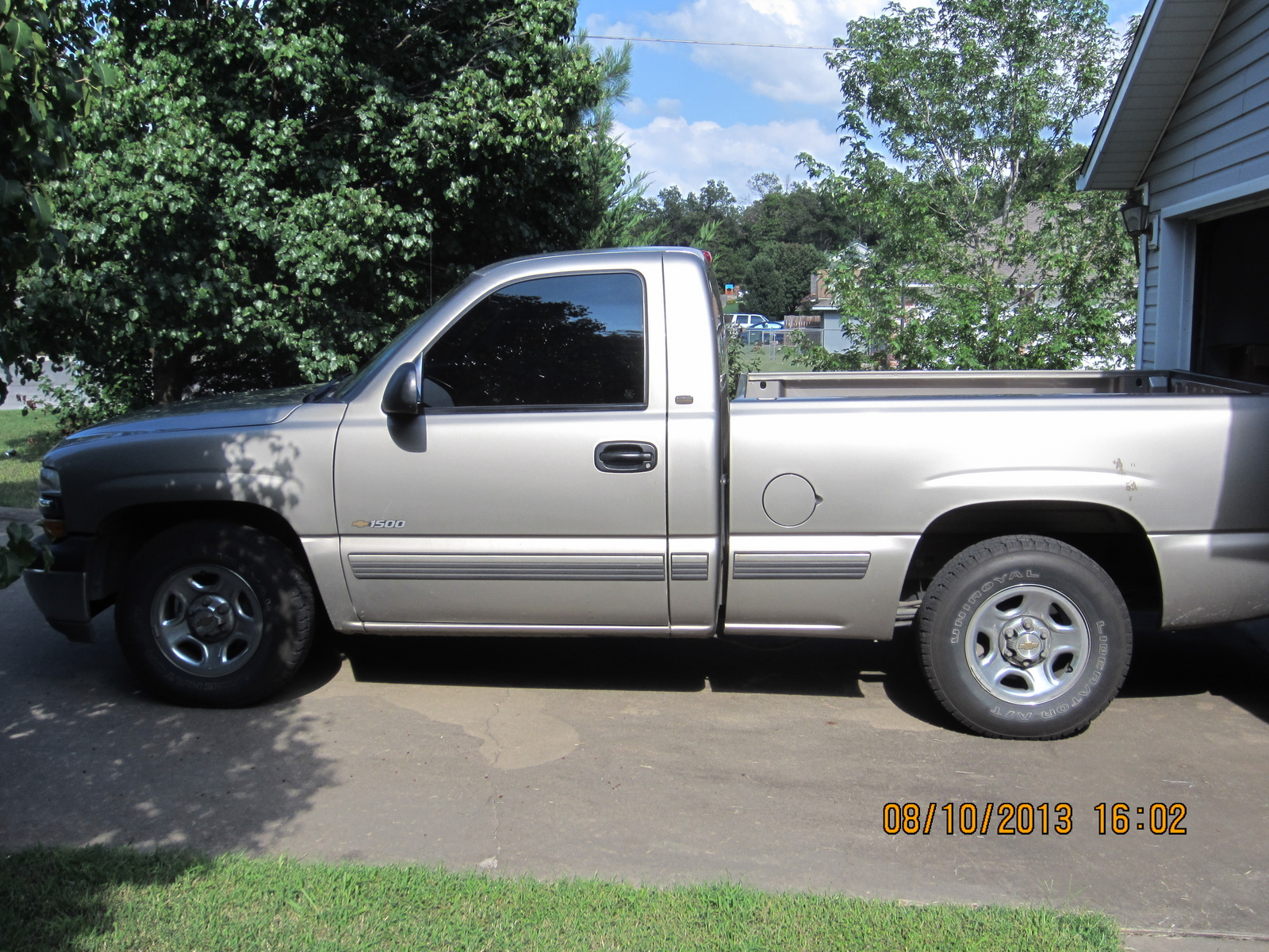 picture of 2000 chevrolet silverado 1500 reg cab short bed 2wd. Cars Review. Best American Auto & Cars Review