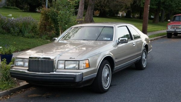 Picture of 1985 Lincoln Mark VII Bill Blass