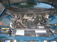 1995 Chevrolet Camaro picture, engine