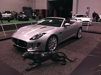 2014 Jaguar F-Type S V8 Convertible, 2014 Jaguar F-Type S V8 picture, exterior