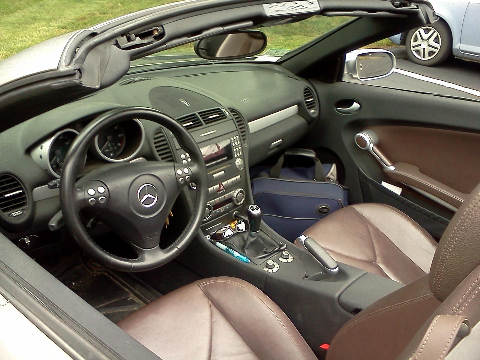 2005 Mercedes Benz Slk Class Interior Pictures Cargurus