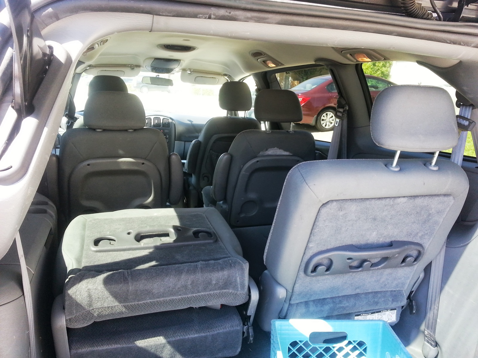 Dodge Grand Caravan Dr Sxt Passenger Van Extended Pic on 2007 Dodge Caravan