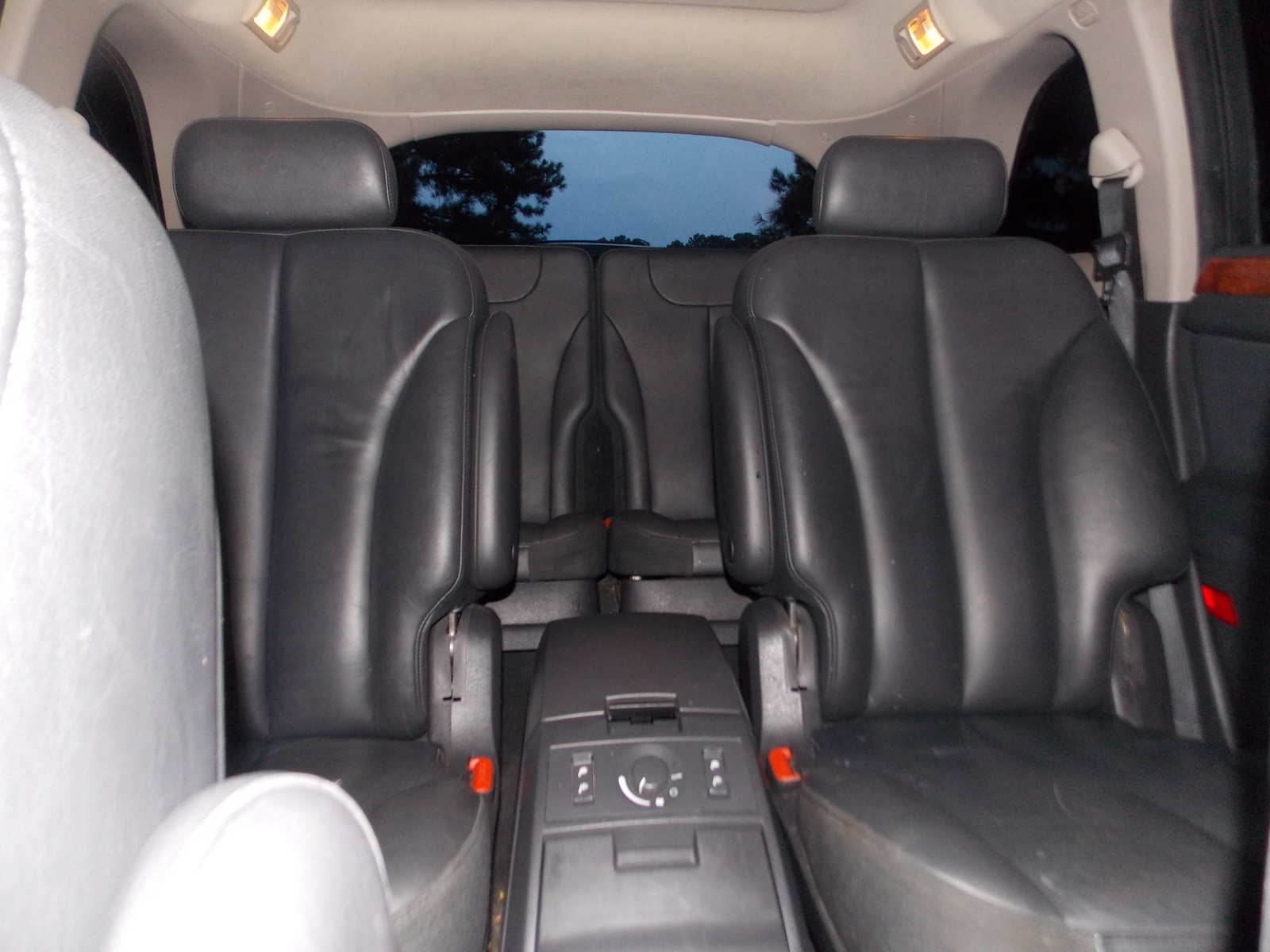 2004 Chrysler Pacifica Interior Pictures Cargurus