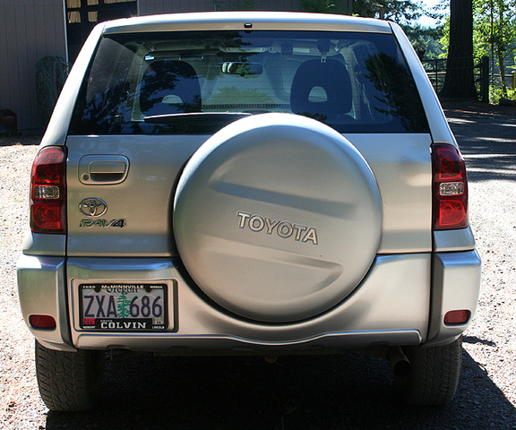 Picture of 2004 Toyota RAV4 Base, exterior, gallery_worthy