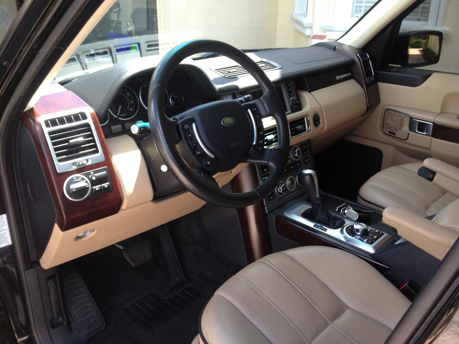 2007 range rover interior images amp pictures   becuo
