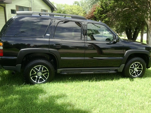Picture of 2005 Chevrolet Tahoe Z71 4WD, exterior, gallery_worthy