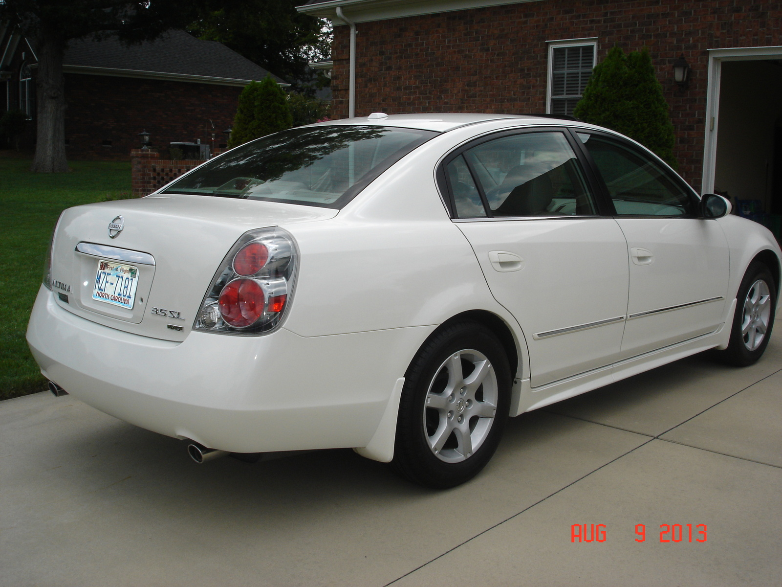2006 nissan altima exterior pictures cargurus. Black Bedroom Furniture Sets. Home Design Ideas