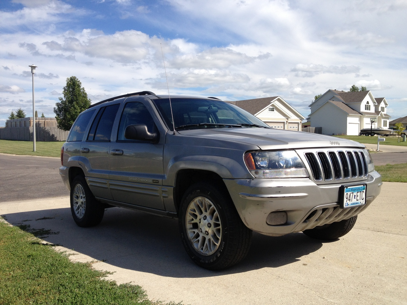 picture of 2002 jeep grand cherokee limited 4wd exterior. Cars Review. Best American Auto & Cars Review