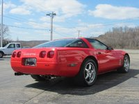 1993 Chevrolet Corvette picture, exterior