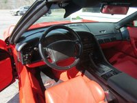 1993 Chevrolet Corvette picture, interior