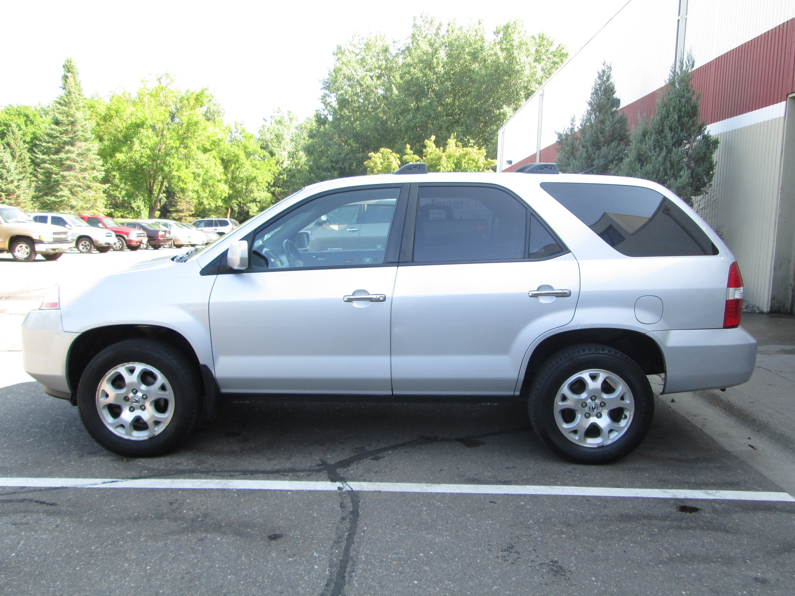 Acura MDX AWD Touring, Picture of 2001 Acura MDX Touring, exterior