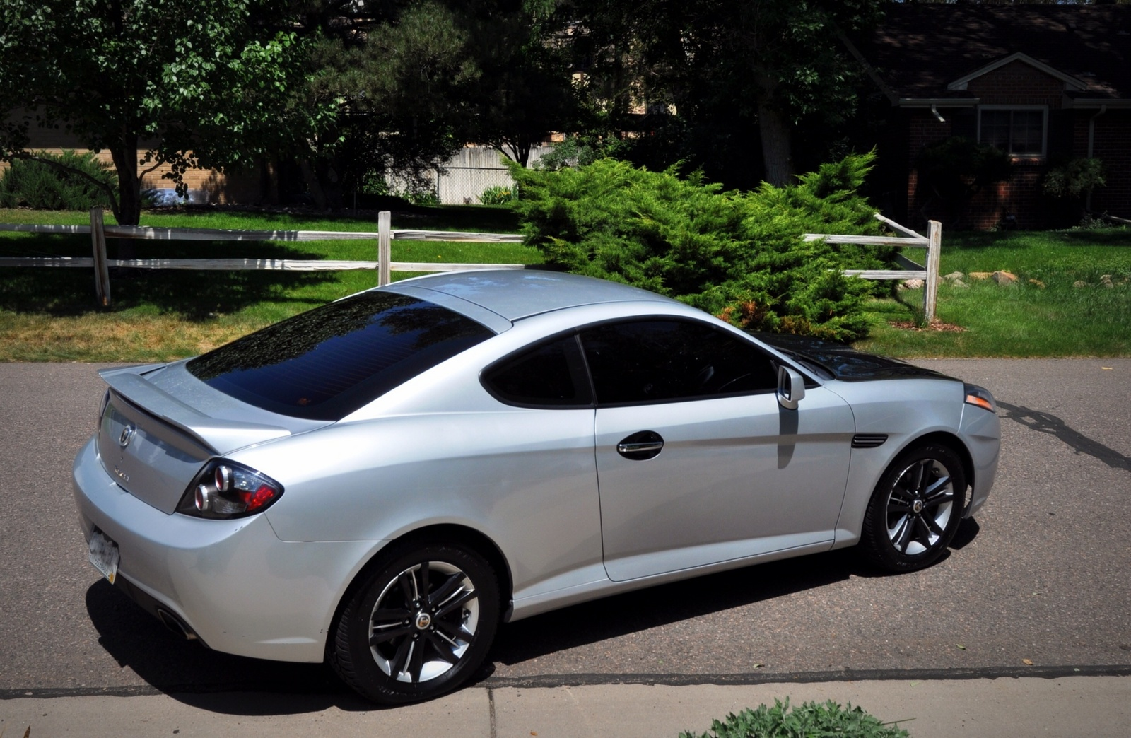 2008 hyundai tiburon exterior pictures cargurus. Black Bedroom Furniture Sets. Home Design Ideas