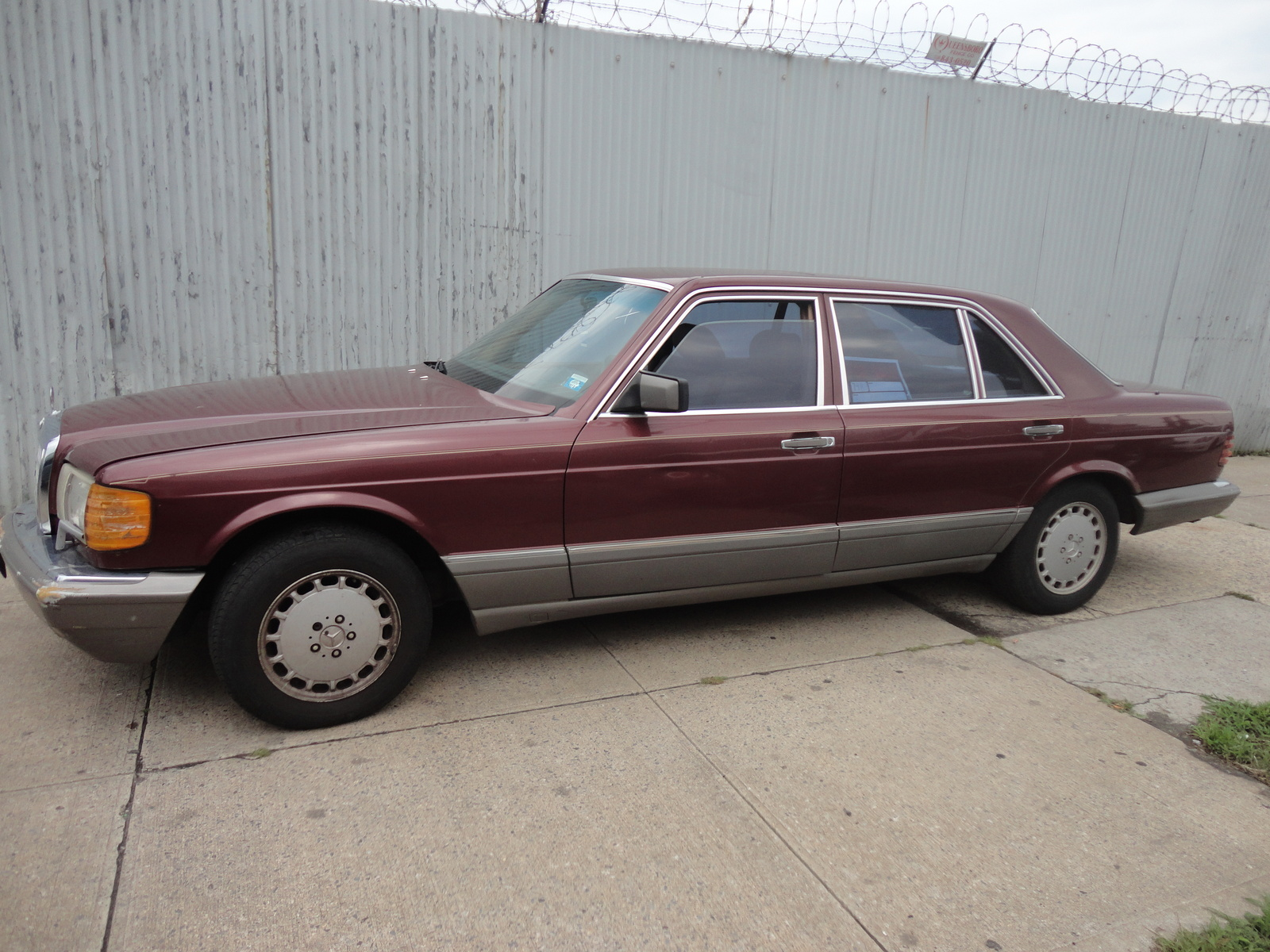 1987 mercedes benz 300 class pictures cargurus for 1987 mercedes benz 300sdl