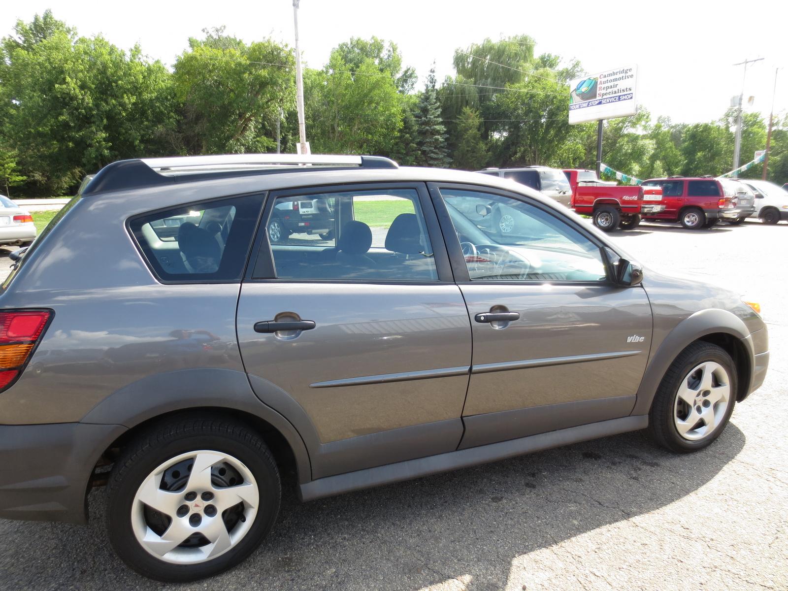 2006 Pontiac Vibe Pictures Cargurus