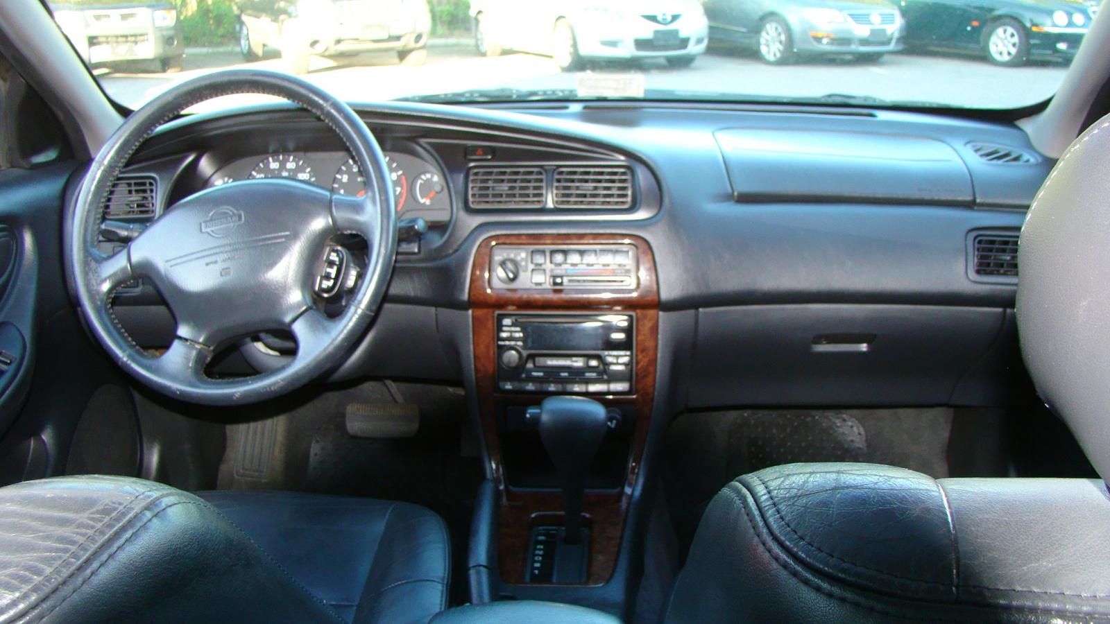 2000 Nissan Altima - Interior Pictures - CarGurus