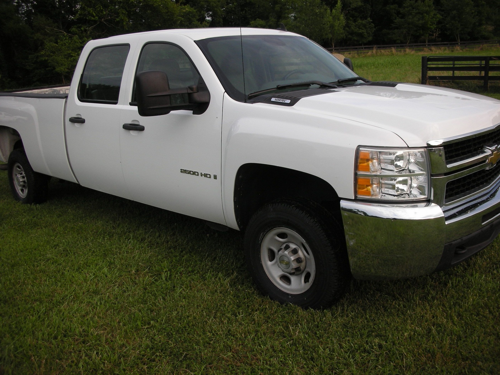 2009 chevrolet silverado 2500hd - pictures