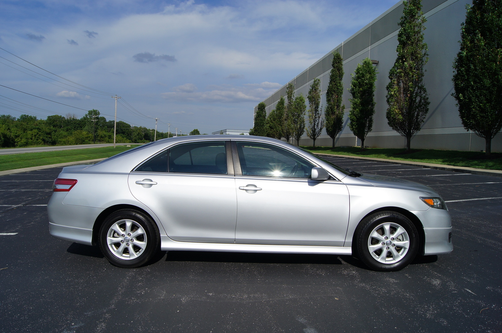 Cars For Sale 2010 Toyota Camry Se Sedan In Concord Nc