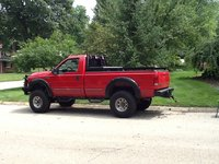 1999 Ford F-250 Super Duty XLT 4WD LB, Picture of 1999 Ford F-250 Super Duty 2 Dr XLT 4WD Standard Cab LB, exterior