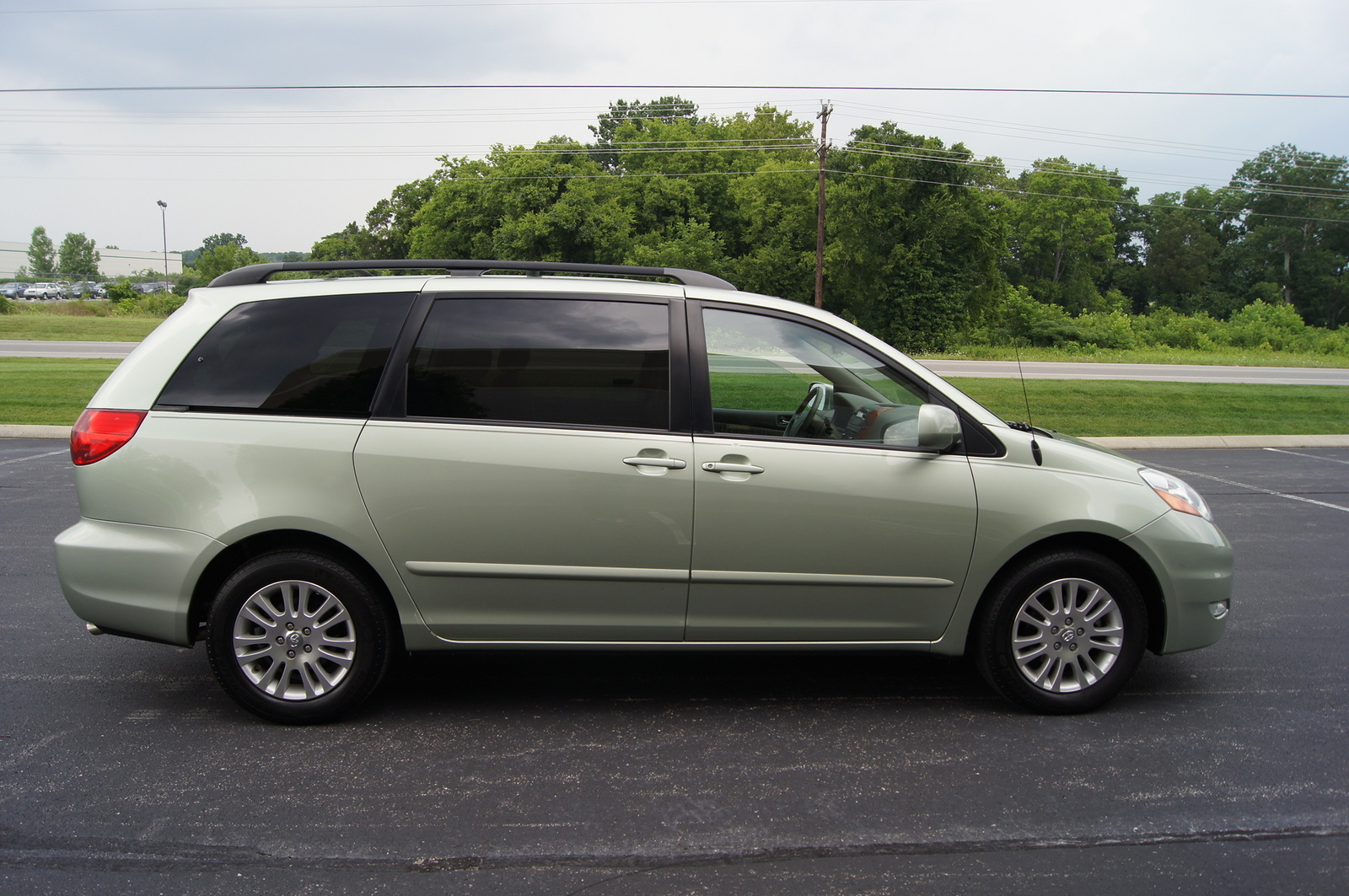 picture of 2008 toyota sienna xle exterior. Black Bedroom Furniture Sets. Home Design Ideas