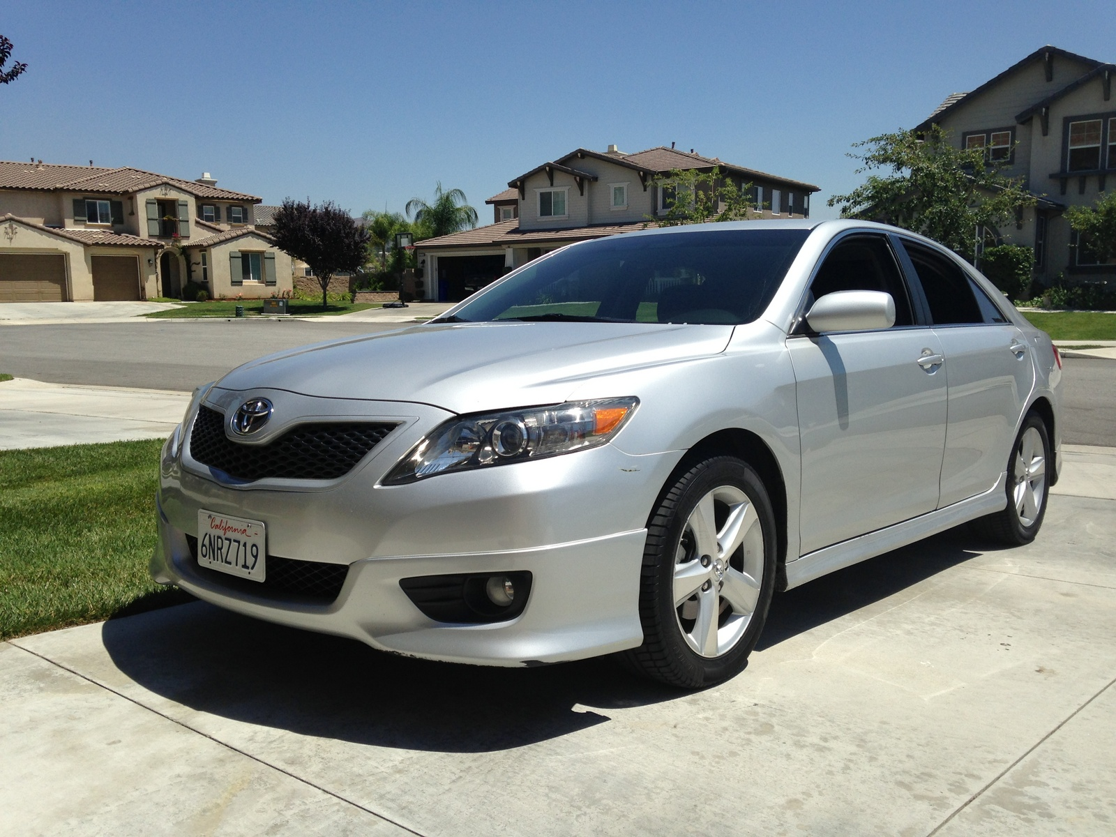 Picture Of 2011 Toyota Camry Se Exterior