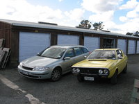 2002 Renault Laguna Overview