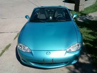 Picture of 2002 Mazda MX-5 Miata Base, exterior, gallery_worthy