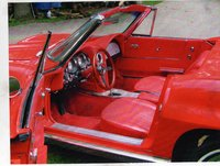 Picture of 1963 Chevrolet Corvette Convertible Roadster, interior