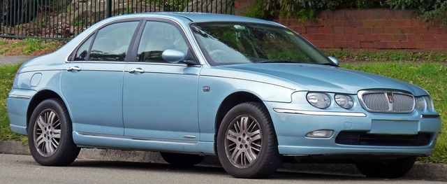 Picture of 2002 Rover 75, exterior, gallery_worthy