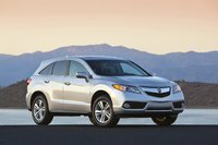 2014 Acura RDX, Front-quarter view, exterior, manufacturer, gallery_worthy