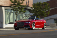2014 Audi RS 5, Front-quarter view, exterior, manufacturer, gallery_worthy