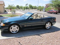 Picture of 1995 Mercedes-Benz SL-Class 2 Dr SL600 Convertible, exterior